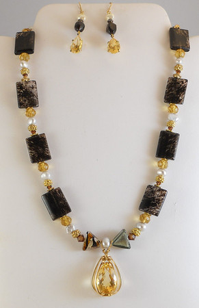 Citrine Dance Set $95