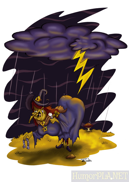 Camilo Triana- Colombia- bad-luck-witch.jpg