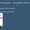 The Finalists - HumoDEVA 2019