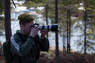 Undercover naturfotograf