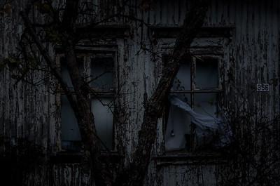 Windows of gloom