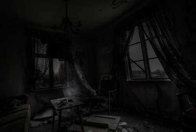 Room of darkness