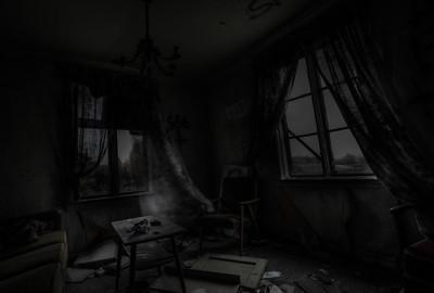 Room of darkness
