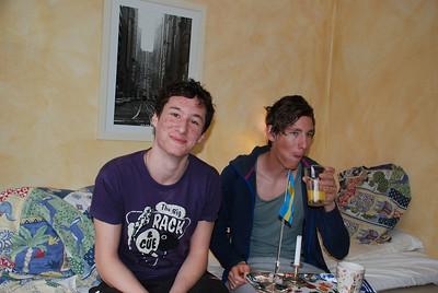 Andreas 18th -birthday