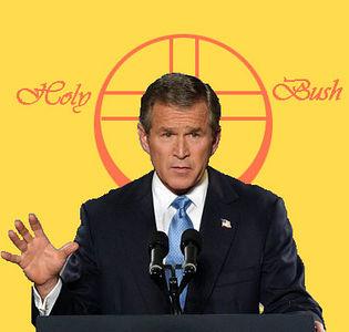 Bush-holy