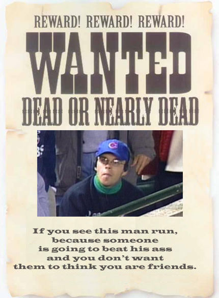 Poster of cub's fan