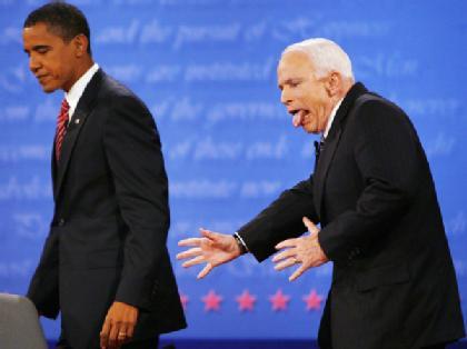 3rd US presidential debate, Oct. 2008