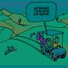 Cartoonist Gary Varvel: Leon Panetta says Obama lost his way