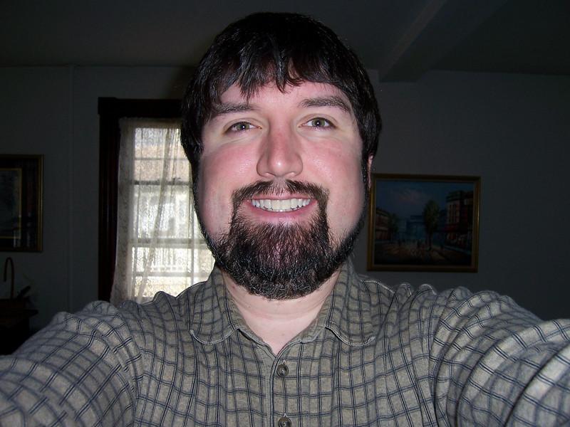 The Haircut! (Before)