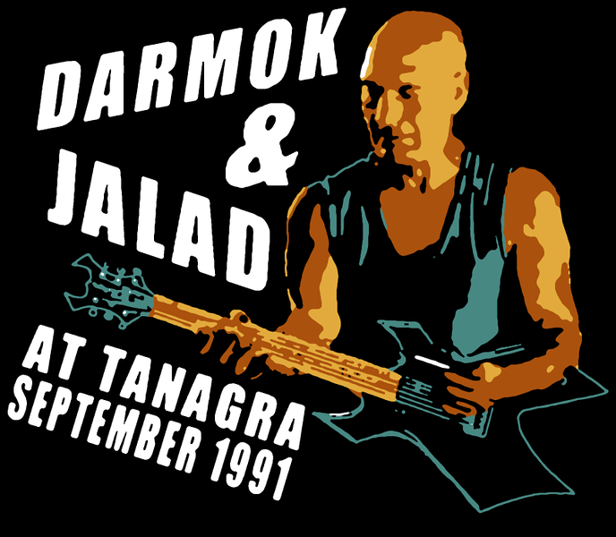 Darmok and Jalad Poster