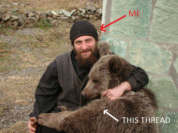 Bears and This Thread