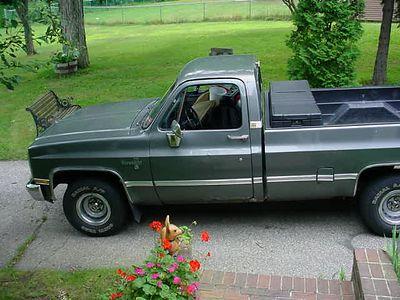 Sweet 87 HWCT  (Hard Workin Chevy Truck)