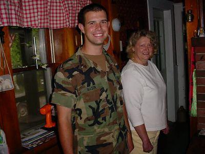 Sgt Mason and Gail