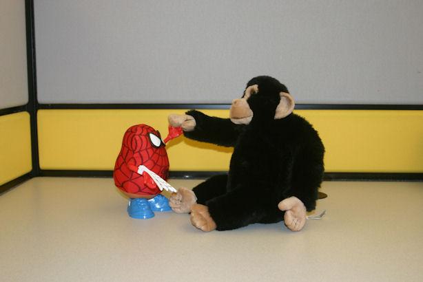 Kilroy vs Spuderman