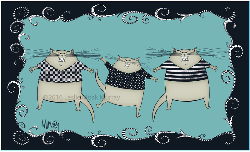 Cat Rugs