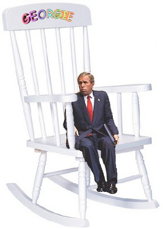 BushRockingChair