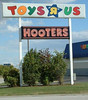 Hooters-R-Toys - Sent in by John Klein Photography