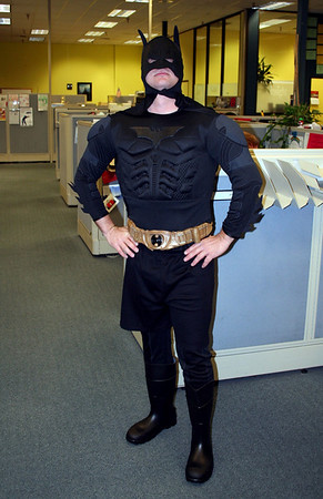 """Tim """" The Dark"""" Knight. AKA - Batman"""