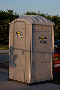 """Dumpstar"", near Jetty Park, Cape Canaveral, FL after watching predawn Delta 2 rocket launch of GPS satellite"