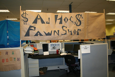 Need some extra cash? Stop by the Ad Hoc Pawn Shop.