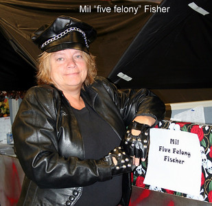 "Mil ""Five Finger"" Fisher"