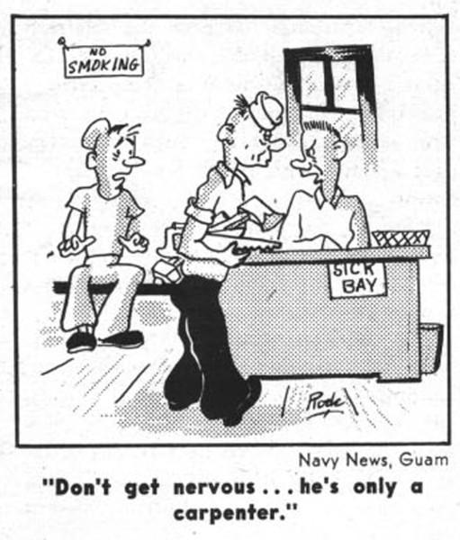All Hands Magazine April 1948
