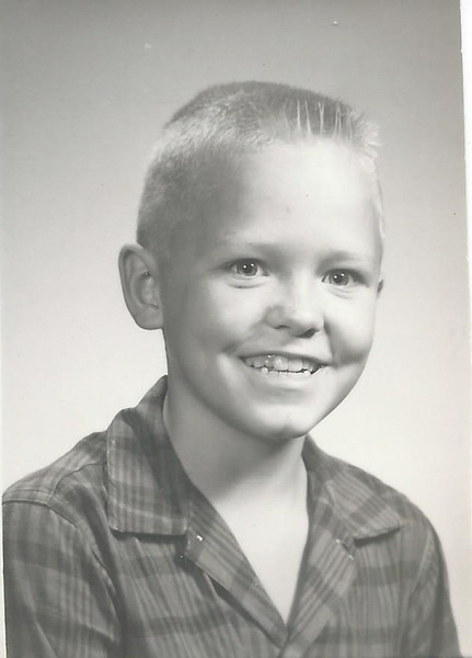 Ronnie Van Humphries - school picture