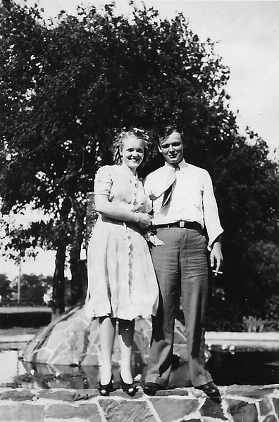 Edith and Cal Humphries