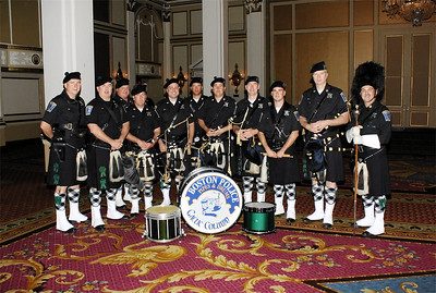 2013 Hundred Club Annual Dinner honoring First Responders - Oct. 9. 2013