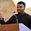 A seminarian speaks of the emotional and spiritual support he received from Fr. Paul