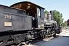 MAV 0-6-0 7111, Hungarian Railway Museum, Budapest, 6 May 2018 2. Built by Budapest Loco Works (1628 / 1902).