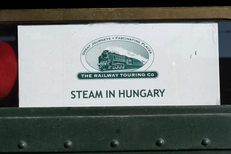 Welcome to the RTC's Steam in Hungary tour!