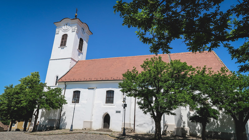 Visiting Saint János in Szentendre