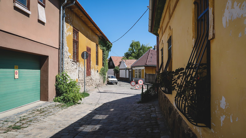 Visiting Szentendre and exploring on foot in one day