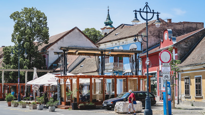 Szentendre day trip from Budapest