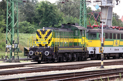 M44 306 at Sopron 060809 1