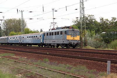 V43 1021 at Nyiregyhaza on 14th August 2009 (4)