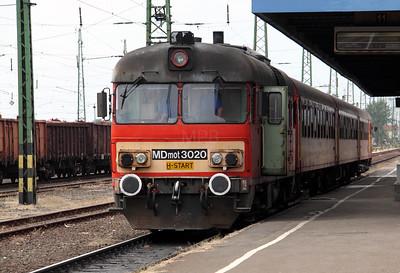 MDmot 3020 at Debrecen on 13th August 2009