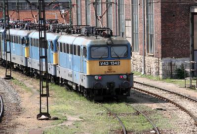 V43 1342 Budapest Ferencvaros 090809