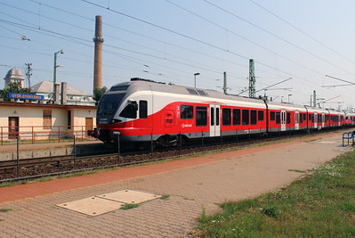 5341 023 (95 55 5341 023-9 H-START) at Gyor Gyarvaros on 7th August 2015 (3)