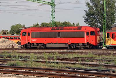418 164 (92 55 0418 164-3 H-START) at Szekesfehervar on 9th August 2015 (2)
