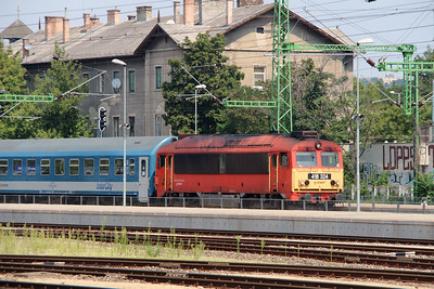 418 324 (92 55 0418 324-3 H-START) at Budapest Kelenfold on 7th August 2015