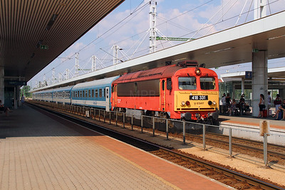 418 331 (92 55 0418 331-8 H-START) at Budapest Kelenfold on 7th August 2015 (1)