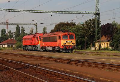 418 313 (92 55 0418 313-6 H-START) at Szabadbattyan on 9th August 2015 (3)