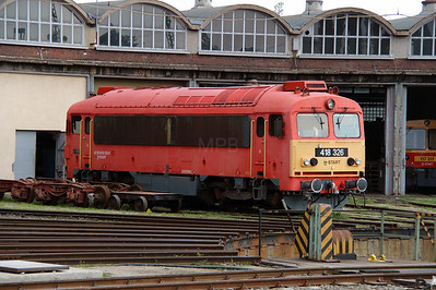418 326 (92 55 0418 326-8 H-START) at Szekesfehervar on 7th August 2015 (2)
