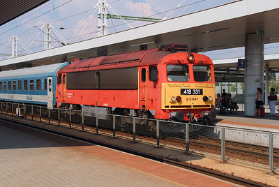 418 331 (92 55 0418 331-8 H-START) at Budapest Kelenfold on 7th August 2015 (2)