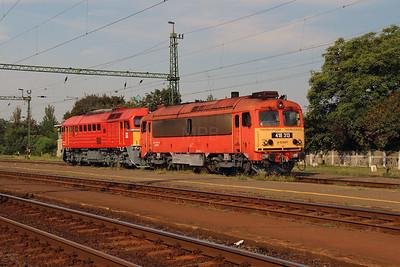 418 313 (92 55 0418 313-6 H-START) at Szabadbattyan on 9th August 2015 (7)