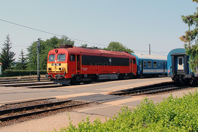 418 149 (92 55 0418 149-4 H-START) at Tapolca on 8th August 2015 (2)