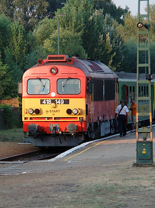 418 149 (92 55 0418 149-4 H-START) at Revfulop on 8th August 2015 (1)