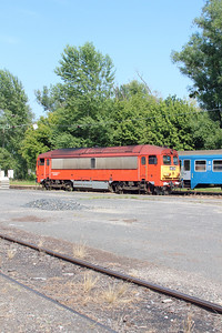 418 204 (92 55 0418 204-7 H-START) at Keszthely on 8th August 2015 (3)